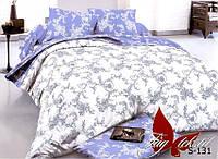 ТМ TAG Комплект постельного белья с компаньоном S-131