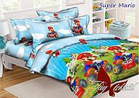 ТМ TAG Комплект постельного белья Super Mario