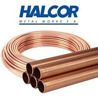 Труба медная для кондиционирования Halcor (Греция)