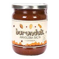 """Арахисовая паста """"С шоколадом"""" burunduk"""