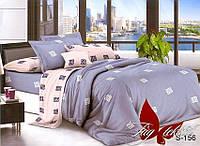 ТМ TAG Комплект постельного белья с компаньоном S-156