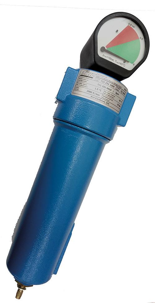 Фильтр предварительной очистки (3 мкм) FQ2000 для винтового компрессор