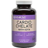 MRM, Кардио хелат с ЭДТА, 180 капсул в растительной оболочке