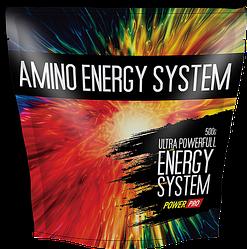 Аминокислоты Power Pro Amino Energy System 500g