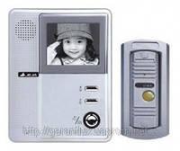 Домофон с чёрно белым экраном JEJA 278 M Sony