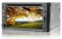 Магнитола GPS навигация 261 HD TV DVD 6,1 дюймов 2 din