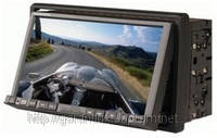 Магнитола c GPS 298 HD TV DVD 7 дюймов 2 din