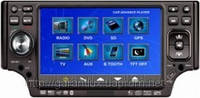 Магнитола pioneer SDV-503 TV.DVD 5 дюймов 1 din
