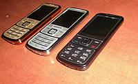 Мобильный телефон Nokia 6700 2 Sim в металлическом корпусе