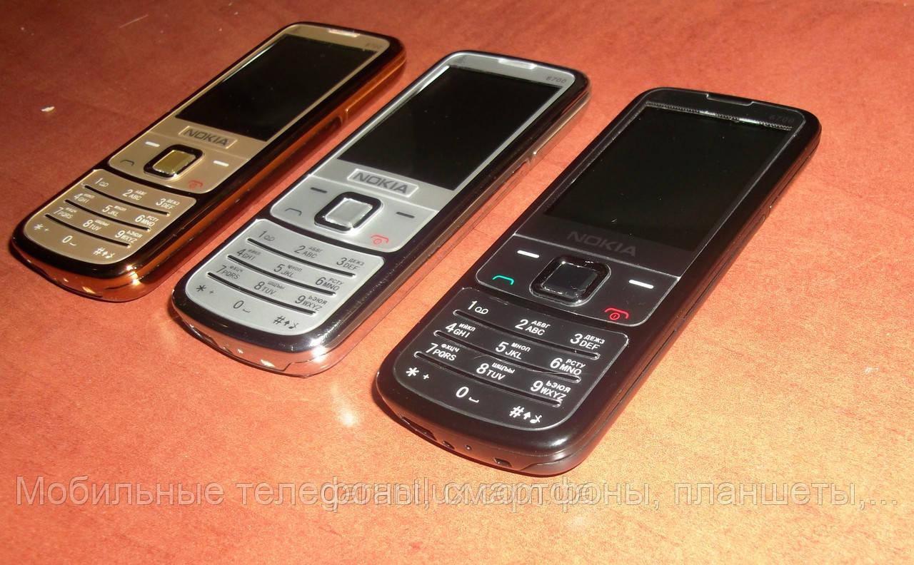 Мобильный телефон Nokia 6700 2 Sim в металлическом корпусе - Мобильные телефоны, смартфоны, планшеты, ювелирные весы, домофоны в Харькове
