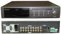 8-ми канальный видеорегистратор DVR 9608