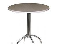 Столешница белая круглая Werzalit Верзалит Германия оригинал D 60,80,100 см