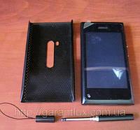 Мобильный телефон Nokia Lumia N9 Duos L900 +TV +Wi-Fi  2 Sim +чехол и стилус в подарок