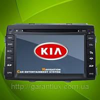Магнитола штатная на KIA SORENTO (2009-2011) 3G