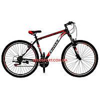 Горный велосипед Cross Atlas 29 дюймов черно-красный
