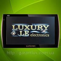 GPS Навигатор с видеорегистратором 2 в 1 Luxury 7 дюймов + DVR