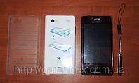 Sony Ericsson Xperia 23 ™ серии NXT S T J (Duos, 2 sim, 2 сим) 4,1 + чехол и стилус