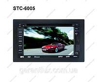 Магнитола 6005 HD GPS DVD 2 Din 6.2 дюйма