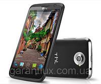 "Смартфон THL W5 экран 4,7"" 2-х ядерный на 4 андроиде (GPS, Wi-Fi, Duos, 8 MP,черный, black) + стилус"