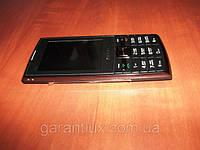 """Ультратонкий мобильный телефон Nokia x 3 (Dual 2 sim) большой 2,6"""" экран"""