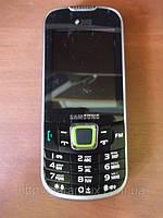 Мобильный телефон Samsung e2158 на 2 сим-карты