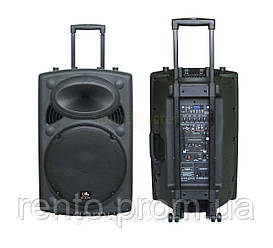 "Автономная колонка ""Hl Audio Usk12A Bt/Usb"" 350 Вт - аренда, прокат"
