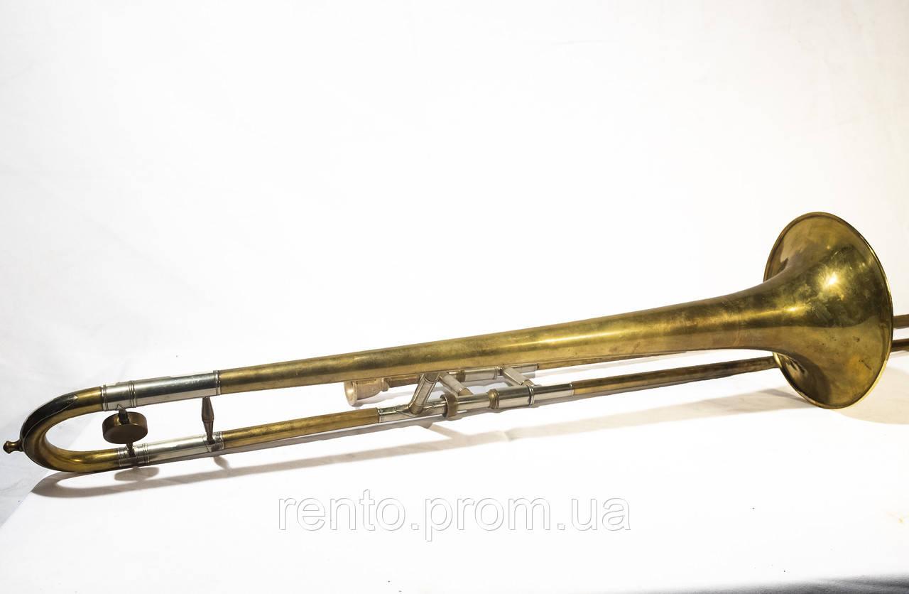 Тромбон - аренда, прокат