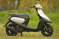 Скутер Ямаха Джог  Z-2 (цвет серый металлик) 49,9 куб.см, фото 1
