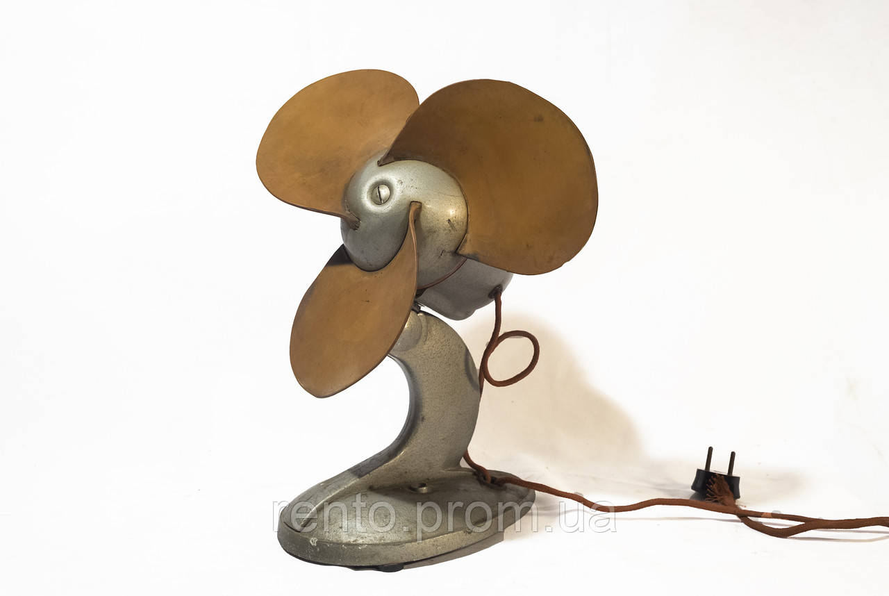 Вентилятор настольный - аренда, прокат