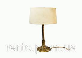 Настольная лампа с абажуром - аренда, прокат