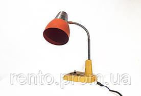 Настольная лампа ученическая - аренда, прокат