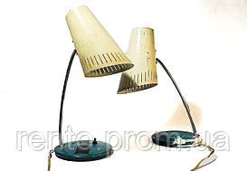 Настольные лампы (2шт) - аренда, прокат