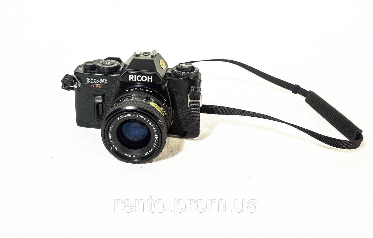 """Фотокамера """"Ricoh"""" - аренда, прокат"""