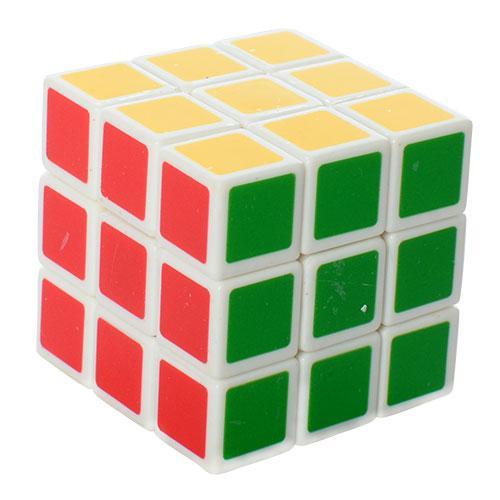 Кубик 369006-C (600шт) в кульке, 3-3-3см