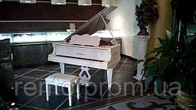 """Белый рояль """"Bluthner"""" - аренда, прокат"""