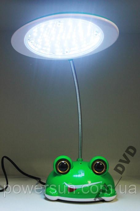 Лампа фонарь аккумуляторный светильник KM-6618
