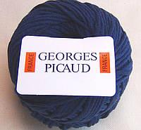Хлопок для вязания спицами -Coton Acrylique,50% хлопок,50% акрил,88м,50гр.