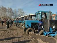 Сельхозтехника на металлолом