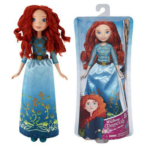Лялька пластмасова класична модна серії