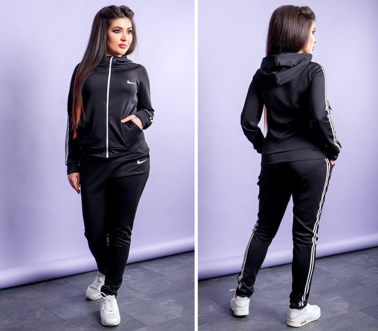 23b9e9086c8 Женский спортивный костюм Nike большие размеры  продажа