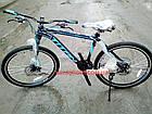 Горный велосипед Titan Street 26 дюймов черно-синий, фото 2