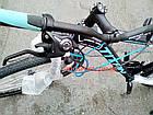 Горный велосипед Titan Street 26 дюймов черно-синий, фото 3