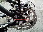 Горный велосипед Titan Street 26 дюймов черно-синий, фото 5