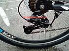 Горный велосипед Titan Street 26 дюймов черно-синий, фото 6