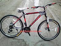 Горный велосипед Titan Street 26 дюймов черно-красный