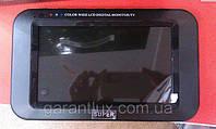 Автомобильный (портативный) телевизор Supra STV 702 размер экрана 7 дюймов