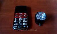 """Мобильный телефон Nokia """"Бабушкофон"""" W 702 (Duos, 2 сим карты) для людей с плохим зрением"""