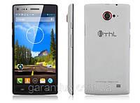 """Смартфон THL W11 KingKong 32 gb (экран 5"""" новый 4-х ядерный на Android 4.2 белый, white) + стилус и чехол!"""