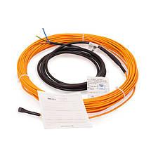 Тонкий нагревательный кабель для теплого пола Woks-10 600 Вт (3,8-5,1 м2), фото 3