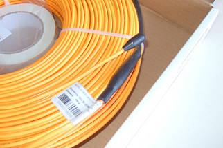 Тонкий нагревательный кабель для теплого пола Woks-10 1050 Вт (6,5-8,7 м2), фото 3